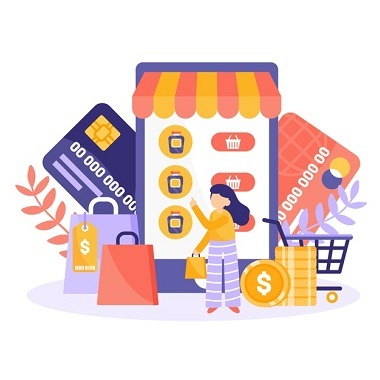 Online Products Store & Shopping Cart